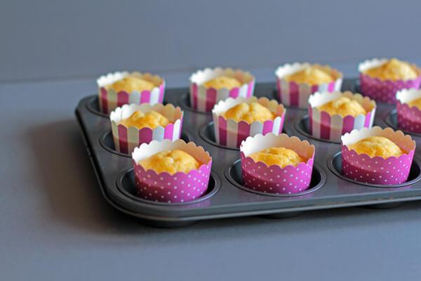 Caramel-Macadamia Cupcakes