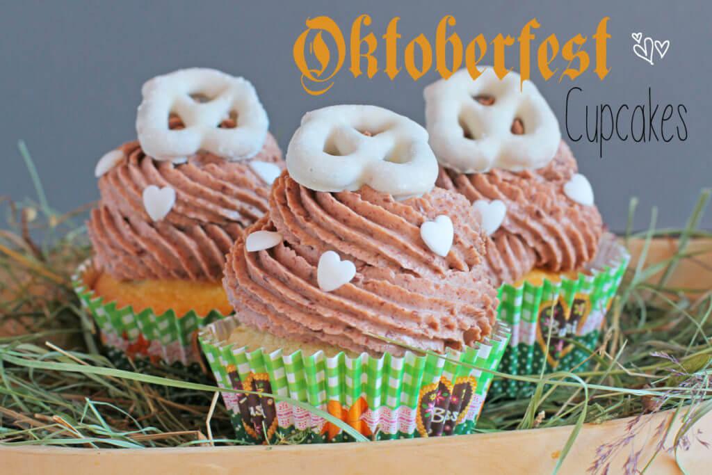 Okotberfest Cupcakes