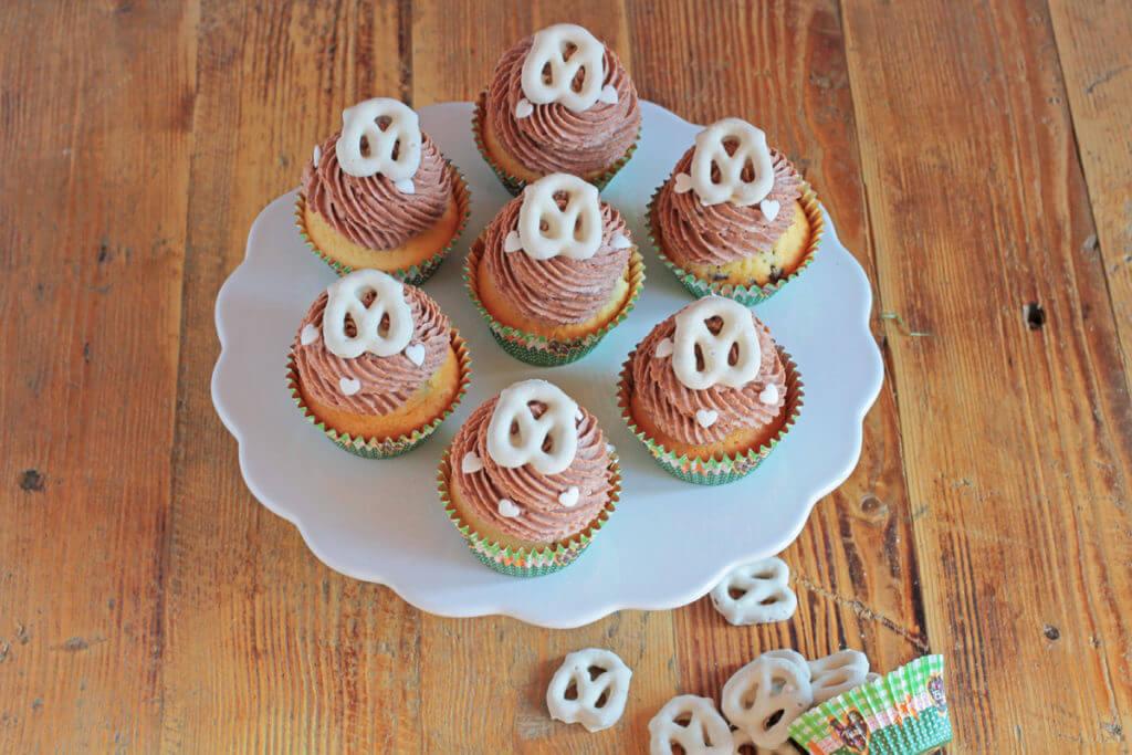 Oktoberfest Cupcakes