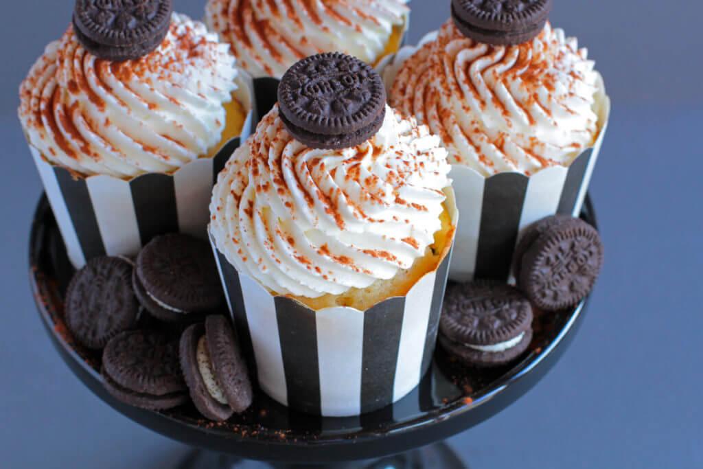Oreo Cupcakes | City-Cupcakes.com