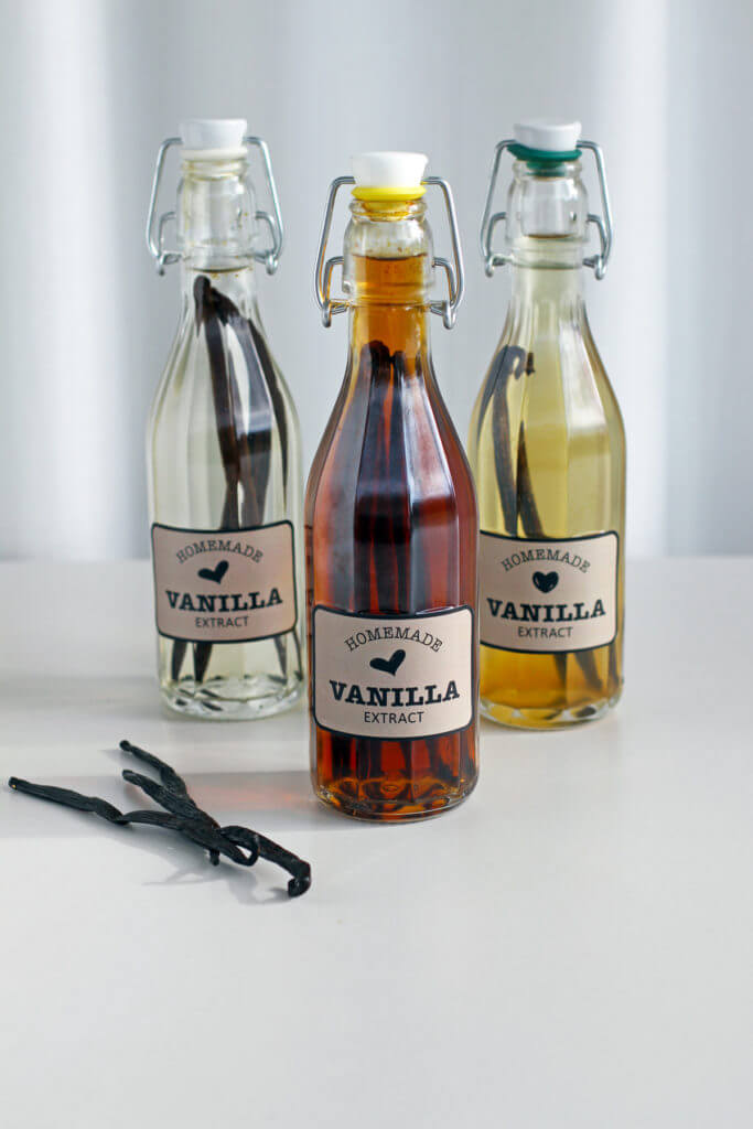 City-Cupcakes | Homemade Vanilla Extract