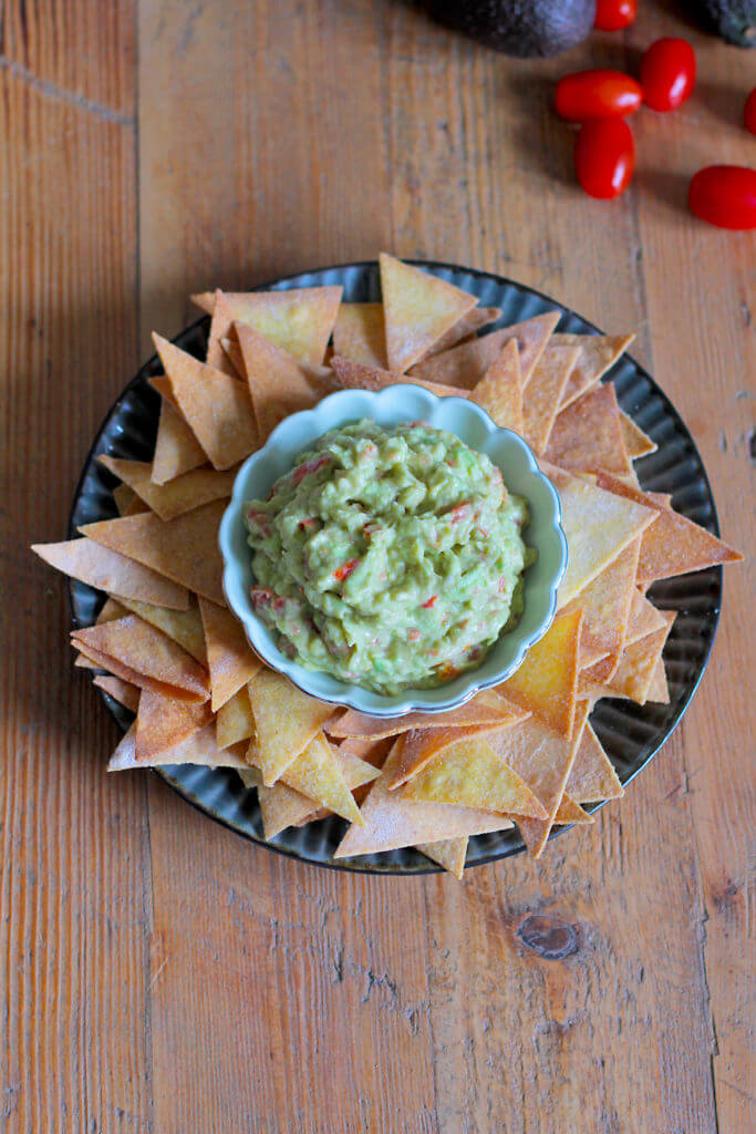 Guacamole & Tortillachips