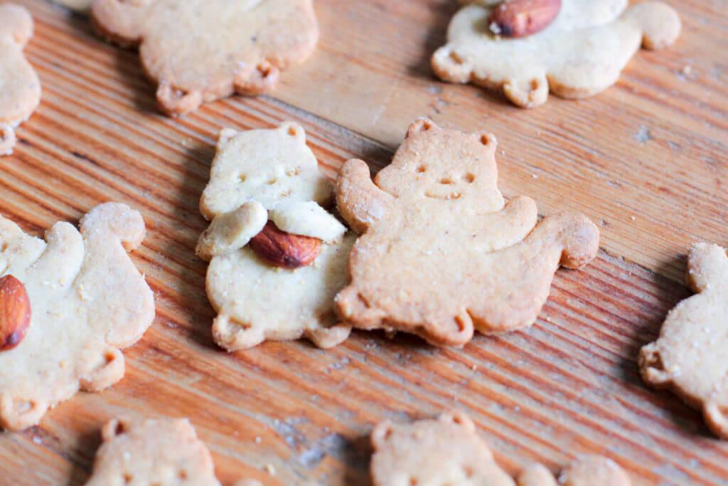 Eichhörnchen Kekse | Squirrel Cookies