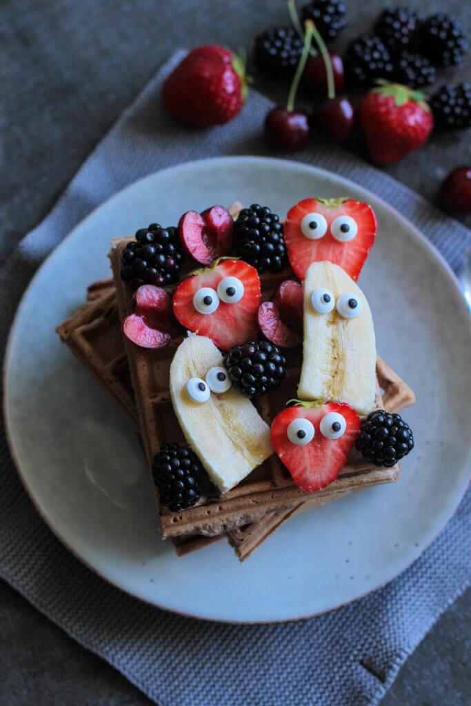 Frühstückswaffeln | Breakfast Waffles