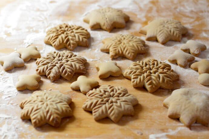 Lebkuchen   Gingerbread Cookies