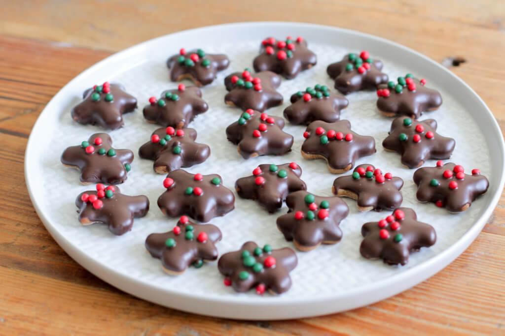 Lebkuchen | Gingerbread Cookies