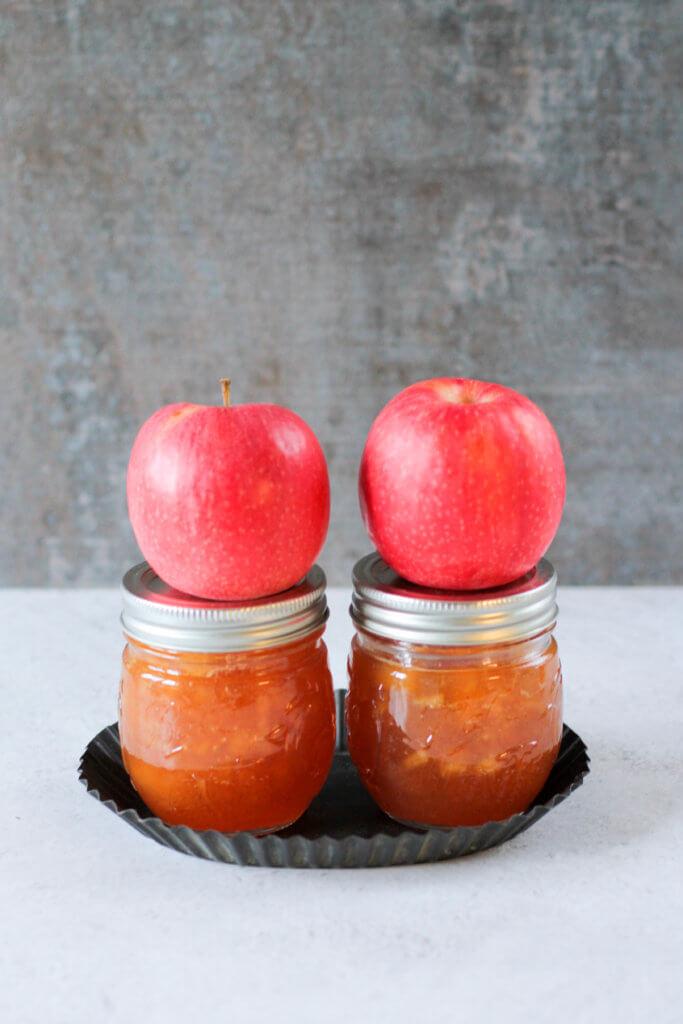Bratapfelmarmelade | Baked Apple Jam