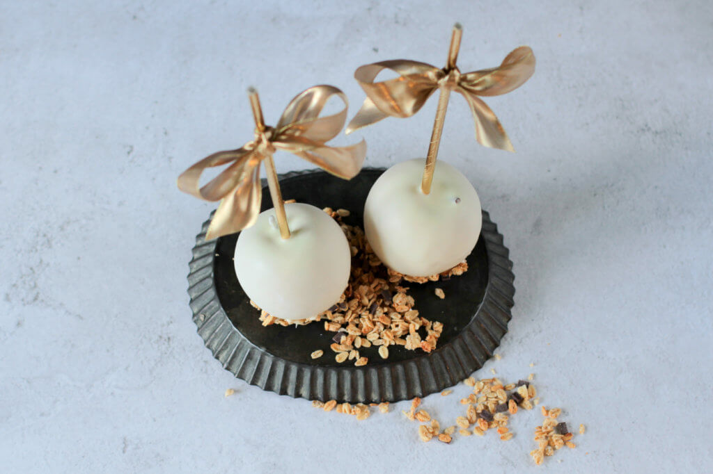 Schokoäpfel | Chocolate Dipped Apples