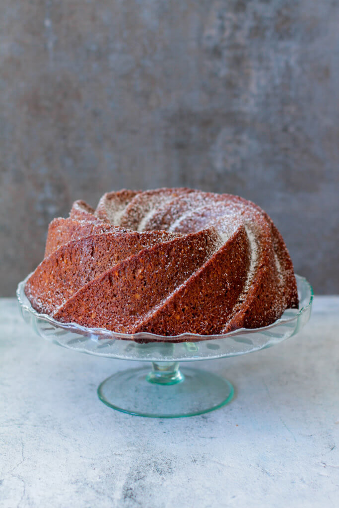 Schoko-Nuss-Kuchen | Chocolate Hazelnut Cake