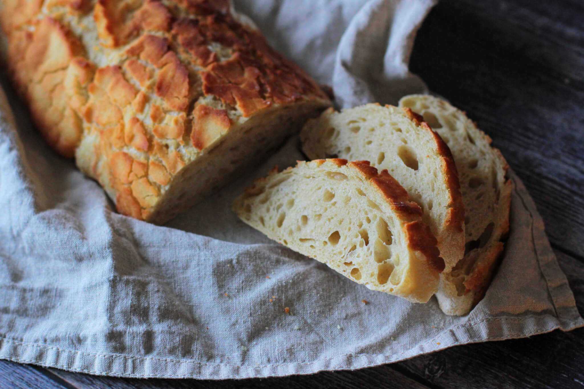 Tigerbrot | Tijgerbrood | Dutch Crunch Bread